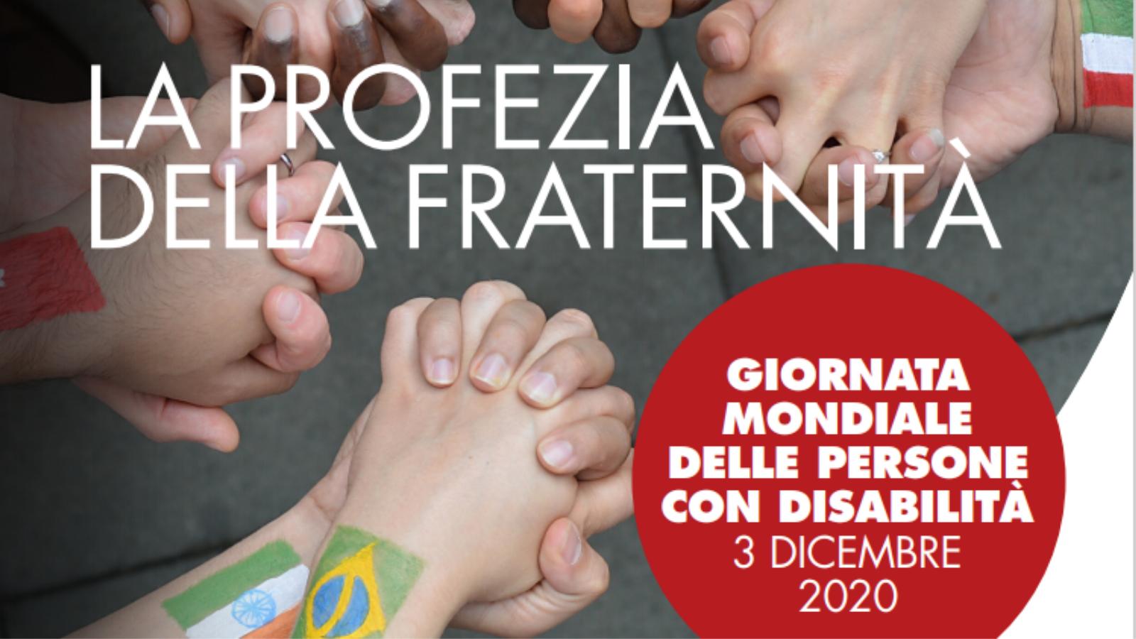 giornata mondiale persone con disabilità